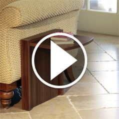Watch The Foldaway End Table in action