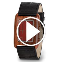 Watch The Negative Space Watch in action