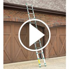 Watch The Most Compact Telescoping Ladder in action