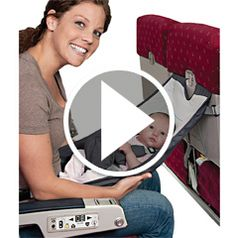 Watch The Better Infant Airplane Seat in action