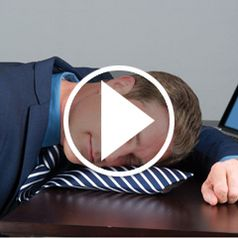 Watch The Driven Executive's Nap Tie in action
