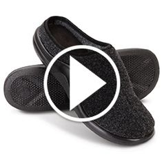 Watch The Men's Walk on Air Wool Slides in action