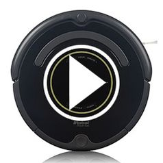 Watch The Superior Suction Roomba 650 in action