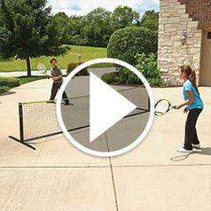 Watch The Instant Tennis Court in action