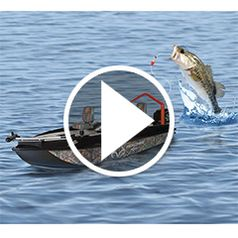Watch The Fish Catching RC Boat in action