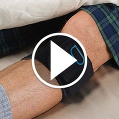 Watch The All Night Chronic Pain Relieving Wrap in action