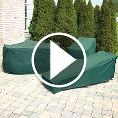 Play video for The Better Outdoor Furniture Covers