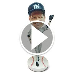 Instructions for The Personalized Fantasy Sports Caricature Bobblehead� style=�border-width: 1px; border-style: solid;