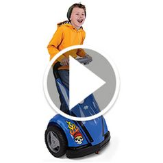 Play video for The Childs Motorized Personal Transporter