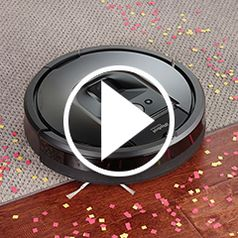 Play video for The App Controlled Roomba 980