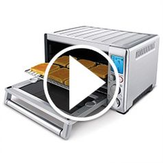 Play video for The Best Toaster Oven