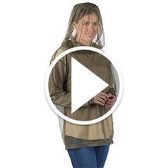 Watch The Wearable Mosquito Net Top in action