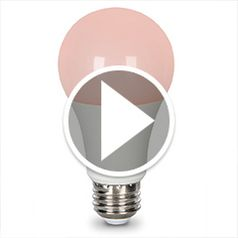 Play video for The NASA Sleep Promoting Light Bulb