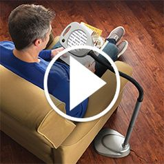 Play video for The Best Floor Standing Magnifier