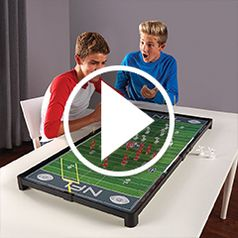 Play video for The Advanced Classic NFL Electric Football Game