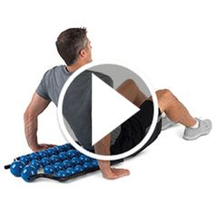 Watch The Back Pain Relieving Acupressure Roller in action