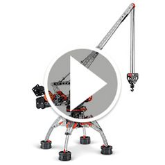 Watch The Motorized Erector Set in action