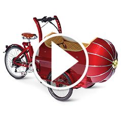 Watch The Victorian Futurists Electric Cycle in action
