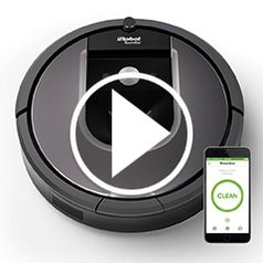 Watch The Roomba 960 in action