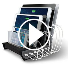 Play video for The 7 Device Charging Station