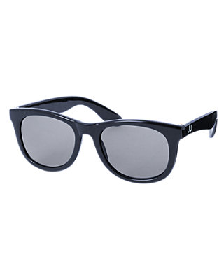Boys Classic Navy Classic Sunglasses at JanieandJack