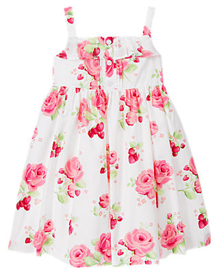 Strawberry Rose Strawberry Rose Dress at JanieandJack