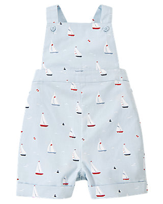 Sailboat Sailboat Shortall at JanieandJack