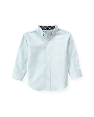 Pale Blue Dress Shirt at JanieandJack