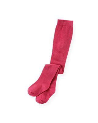 Raspberry Pink Knit Tight at JanieandJack