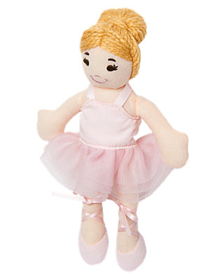 Ballerina Ballerina Doll Plush Toy at JanieandJack