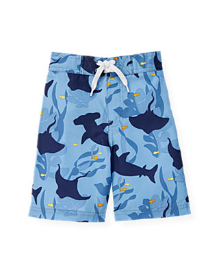 Sting Ray Sting Ray Swim Trunk at JanieandJack