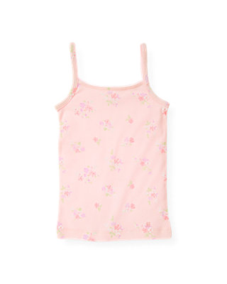 Orchid Pink Floral Cami at JanieandJack