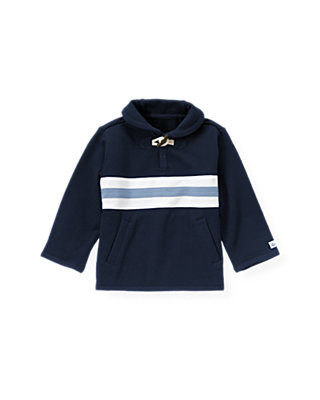 Classic Navy Stripe Pullover at JanieandJack