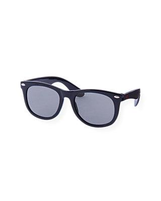 Classic Navy Crab Sunglasses at JanieandJack