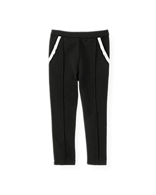Classic Black Bow Ponte Pant at JanieandJack