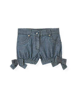 Chambray Chambray Short at JanieandJack
