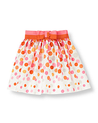 Confetti Dot Confetti Dot Skirt at JanieandJack
