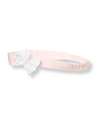 Butterfly Pink Butterfly Headband at JanieandJack