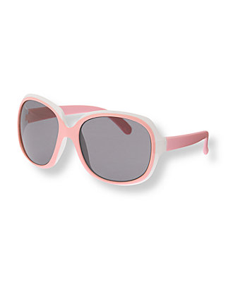 French Pink Tipped Sunglasses at JanieandJack