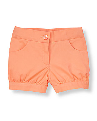 Tropical Peach Cuffed Short at JanieandJack