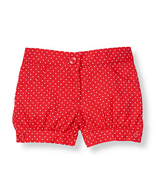 American Red Dot Dotted Short at JanieandJack