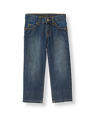 Boys Denim Classic Jean at JanieandJack