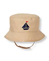 Sailboat Bucket Hat
