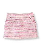 Sparkle Boucl&eacute Skirt