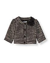 Sparkle Bouclé Jacket