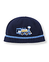 Train Sweater Hat