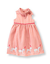 Carousel Pony Dress