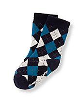 Patterned Sock