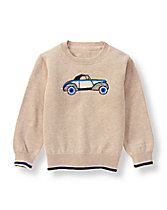 Classic Car Sweater