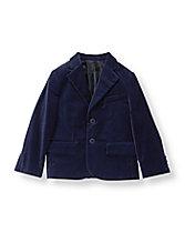 Velveteen Suit Blazer